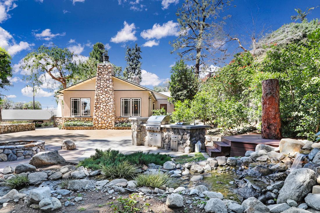 Real Estate Photography   2225 N Santa Anita Ave-Sierra Madre    Kasi Liz The Real Estate Photographer