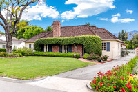 Real Estate Photography on Lombardy Road, San Marino, CA